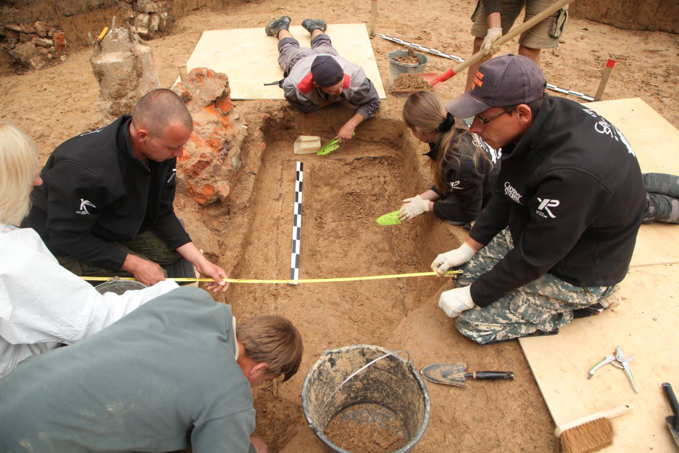 Smolensk 1812-2019 expedition finds General Gudin's grave